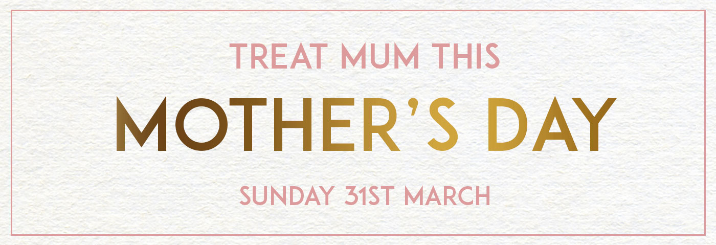 Mother's Day at The Builder's Arms
